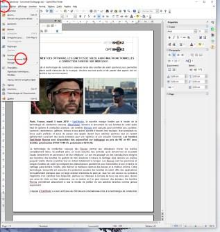 comment convertir un fichier en PDF 05
