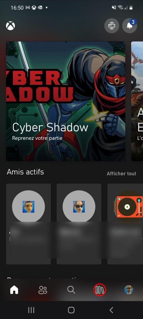 Comment partager des clips et captures d'écran de l'appli Xbox smartphone ou tablette 03