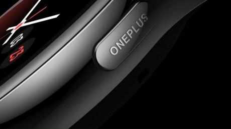 OnePlus Watch bouton