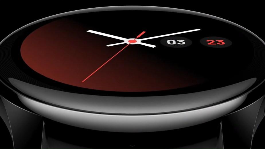 OnePlus Watch écran