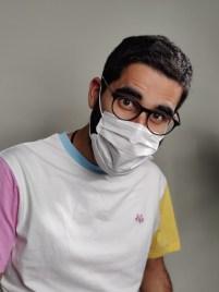 Le mode portrait a toujours du mal avec les lunettes