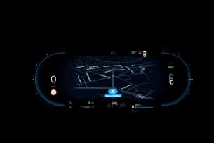 Android Automotive au sein du Volvo XC40 Recharge Twin / Source : ACE Team pour Volvo Cars France
