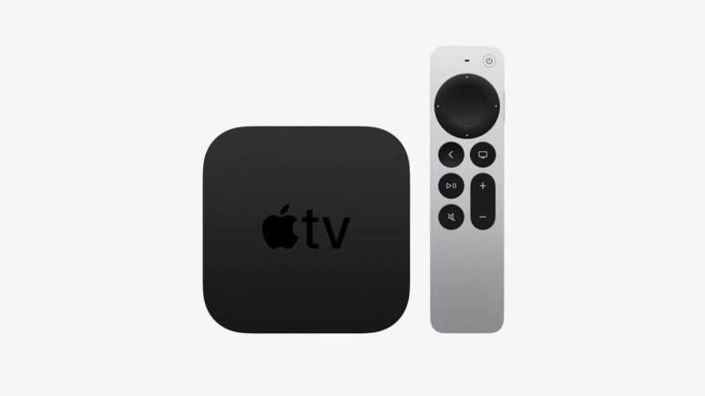 L'Apple TV 4K 2021