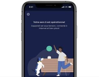L'application eero 6 pour votre système Wi-Fi
