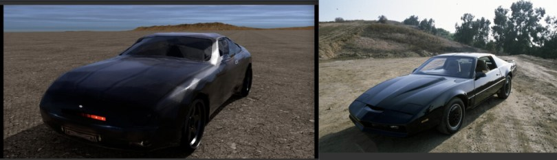GANVerse 3D permet de donner vie à une modélisation 3D à partir d'une photo (à droite)