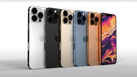 Voilà à quoi pourrait ressembler les futurs iPhone 13 mini.