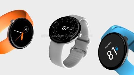 La Google Pixel Watch
