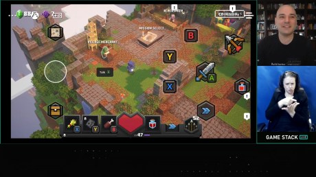 Transforming Minecraft Dungeons Into a Great Mobile Cloud Gaming Experience 9-18 screenshot