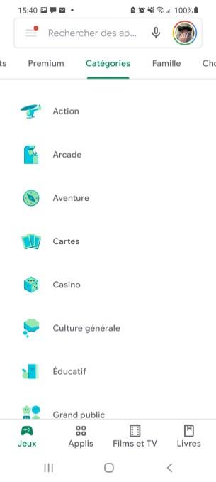 Comment télécharger une appli à partir du Google Play Store et sans le Play Store 02-1