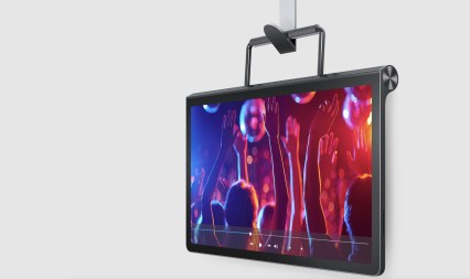 La Yoga Tab s'accroche partout // Source : Lenovo