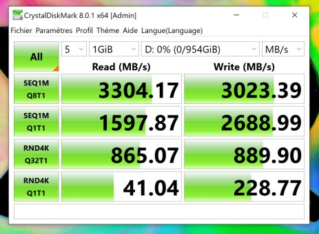 Capture DISKmark SSD 2