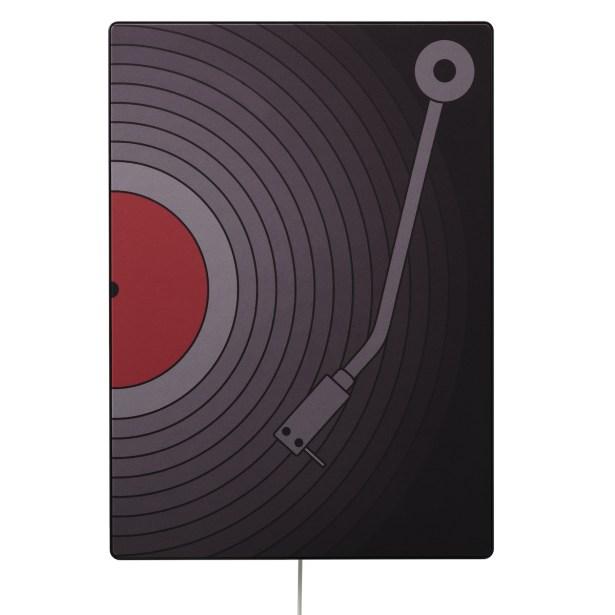Les faces interchangeables du cadre enceinte Symfonisk // Source : IKEA/Sonos