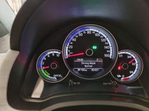 Les différents modes de conduite de la Seat Mii Electric // Source : Bob Jouy pour Frandroid