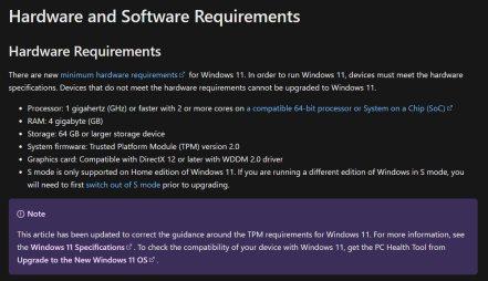 Windows 11 configuration minimal 2.0
