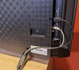 Il permet de passer les câbles.