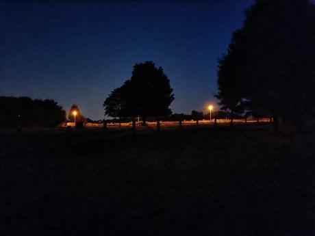 Photo de nuit du OnePlus Nord 2.
