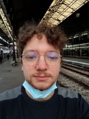 Selfie OnePlus Nord 2 (2)
