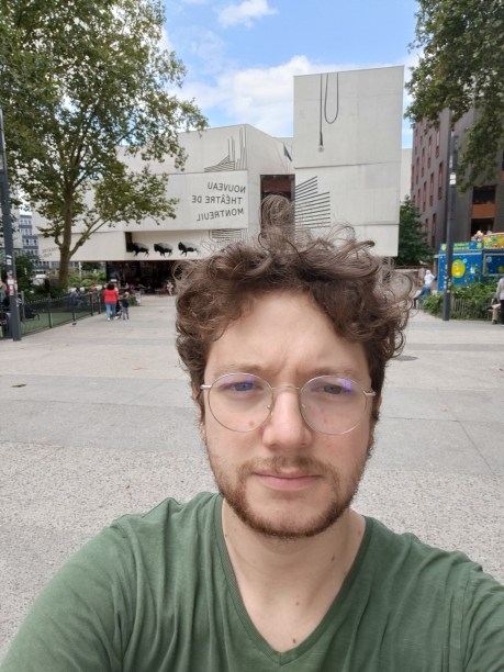 Mode selfie Oppo Find X3 Lite. // Source : Frandroid