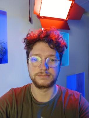 Selfies Vivo V21 (12)