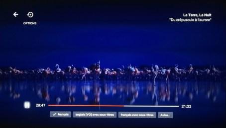 """Extrait """"La Terre, la nuit"""" sur Netflix."""