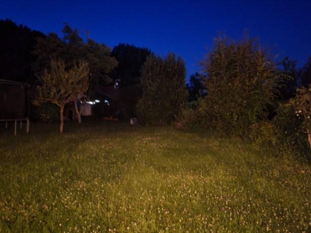 Capteur principal de nuit Galaxy Z Flip 3 (3)