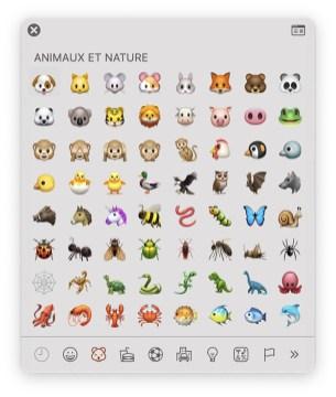 Comment écrire un emoji sur Mac04