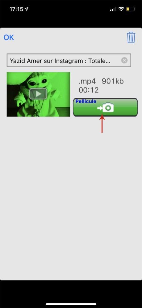 Comment télécharger une vidéo sur instagram à partir de votre smartphone 06