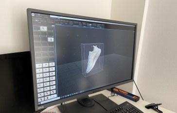 La numérisation des photos prises avec le scanner GenARation