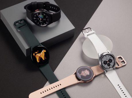 Samsung Galaxy Watch 4 et Watch 4 Classic