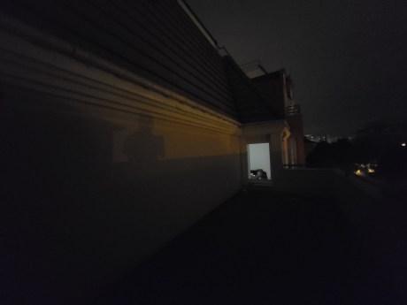 ultra grand-angle Galaxy Z Fold 3 nuit 2