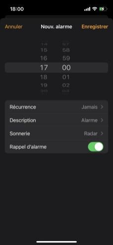 Applications de base iOS (2)