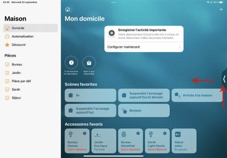 Comment gérer le multifenêtre sur iPad 05
