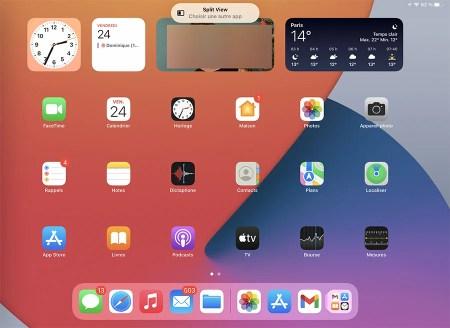 Comment gérer le multifenêtre sur iPad 07