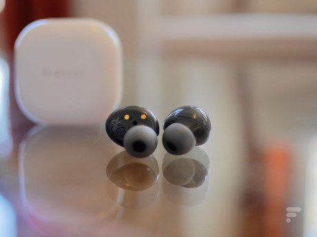 Les Samsung Galaxy Buds 2 // Source : Frandroid