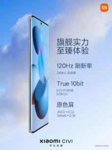 Xiaomi Civi-3