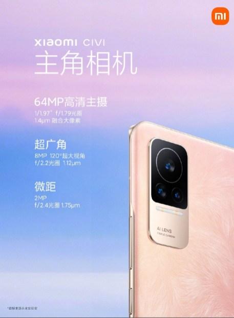 Xiaomi Civi-6