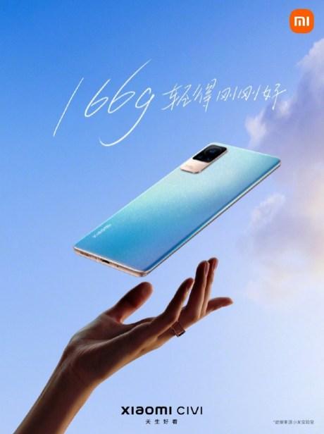 Xiaomi Civi-9