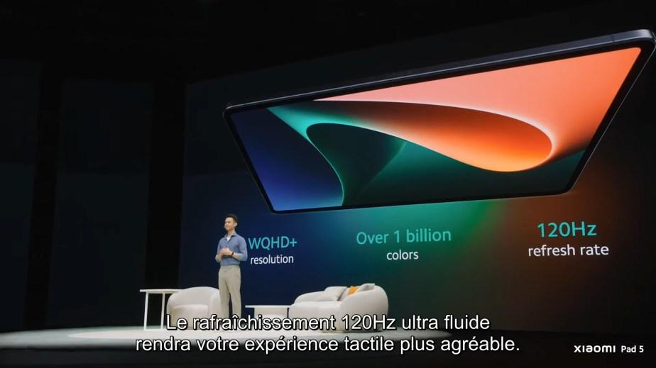 Xiaomi Lancement de produits Septembre 2021 1-23-36 screenshot