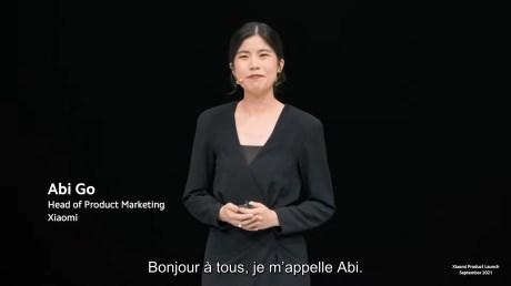 Xiaomi Lancement de produits Septembre 2021 16-26 screenshot