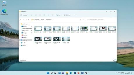 Windows 11 Test explorateur de fichiers (2)