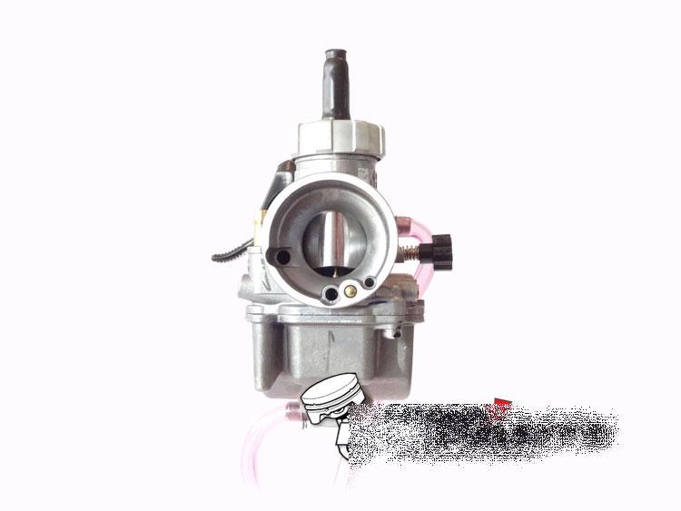 Keihin PE 24 roundslide carburetor / 2-stroke 4-stroke