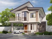 Two-Storey House Design Philippines