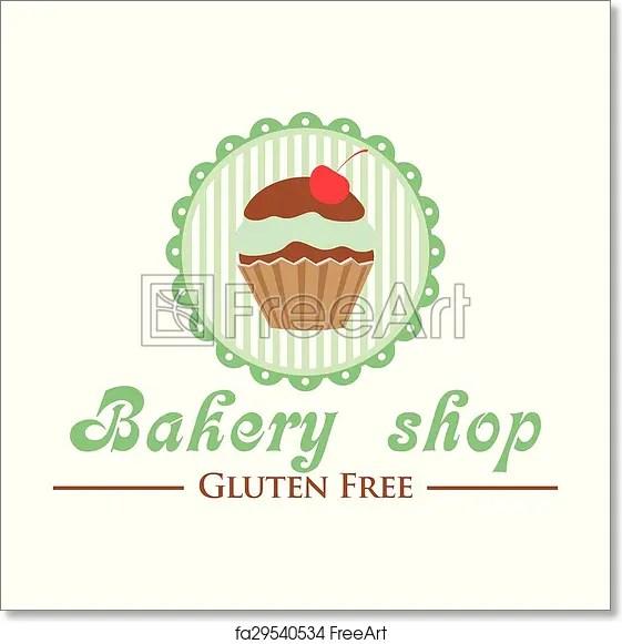 Free Art Print Of Gluten Free Bakery Shop Logo Gluten Free Bakery