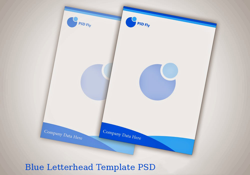 15 Free Vector PSD Company Letter Head Design Template Free Creatives