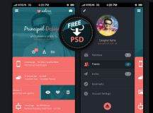 25+ App Profile Page Designs - PSD, Vector EPS, JPG ...