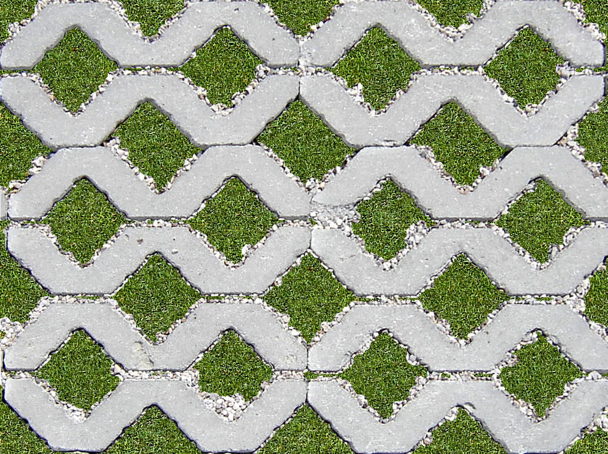 Landscaping Stones White