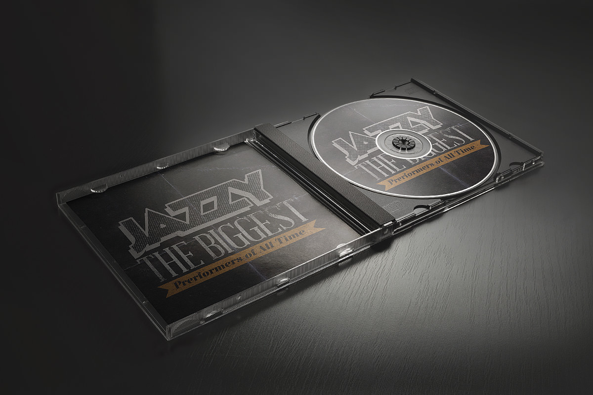 blank cd cover template