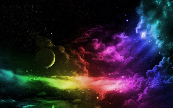 Hd Rainbow Background And Wallpapers Free