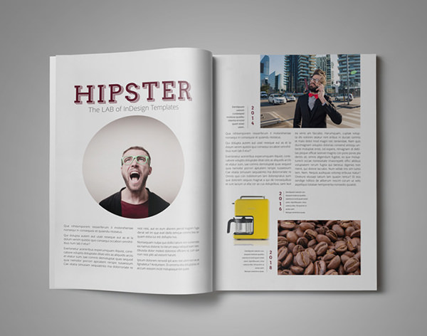 25 Best Magazine Design Templates in PDF   FreeCreatives
