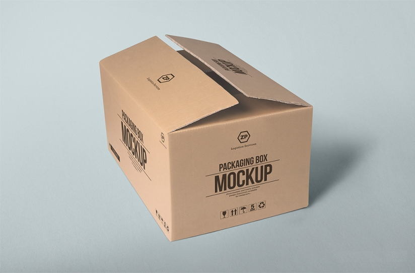 Download FREE 30+ Package Box Mockups in PSD | InDesign | AI